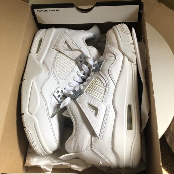 59d577f0337 Jordan Shoes | Nike 4 Retro Pure Money | Poshmark